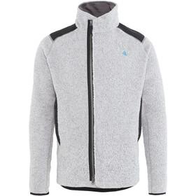 Klättermusen Skoll Zip Jacket Herre light grey